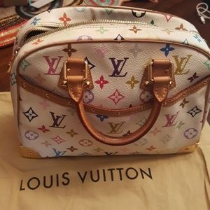 Louis Vuitton (Trouville) handbag